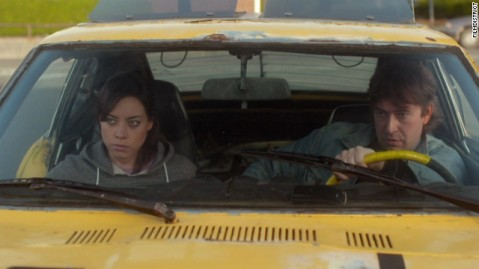 Safety+Not+Guaranteed+Aubrey+Plaza+Car