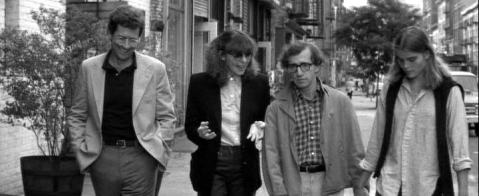 Manhattan Woody Allen Diane Keaton