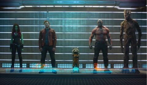 Guardians of the Galaxy Movie Pics